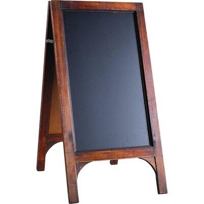 Free Standing Chalkboard