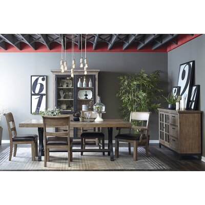 Fort Oglethorpe 7 Piece Dining Set