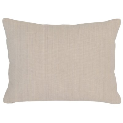 Rangely Lumbar Pillow Color: Cream