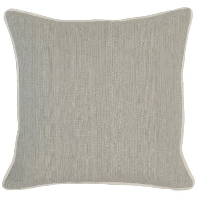 Trion Throw Pillow Color: Gray