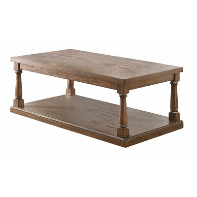 Fortunat Coffee Table Finish: Gray