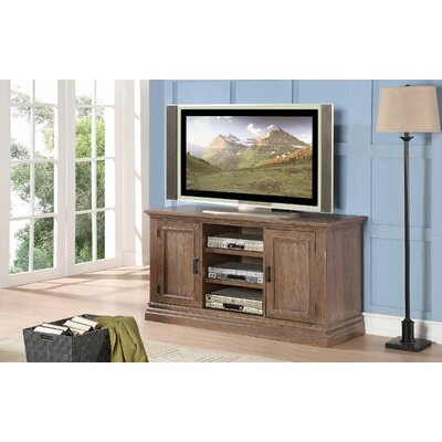 Fortunat 54 TV Stand Color: Gray