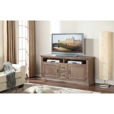 Fortunat 64 TV Stand Color: Gray