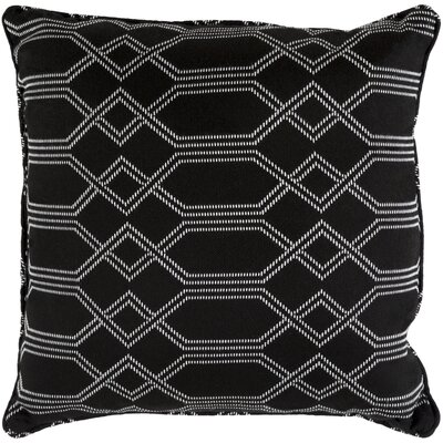 Adairsville Acrylic Throw Pillow Size: 16 H x 16 W x 0.25 D