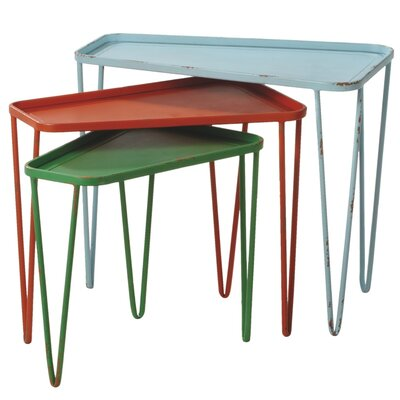 Lyly 3 Piece Nesting Tables