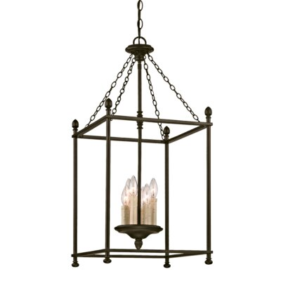 Paulsboro 6-Light Foyer Pendant