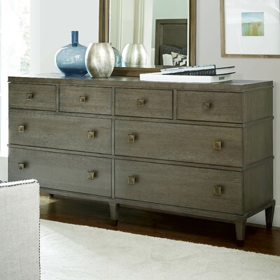 Payton 8 Drawer Double Dresser