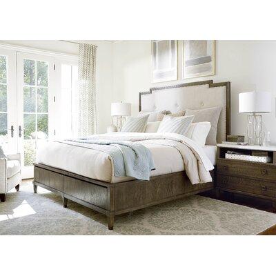 Payton Upholstered Storage Platform Bed Size: King