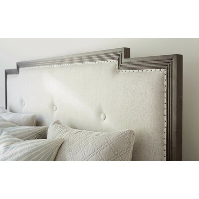 Payton Upholstered Panel Headboard Size: Queen