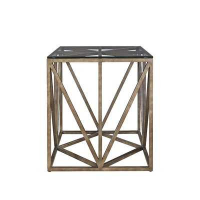 Wellison Square End Table