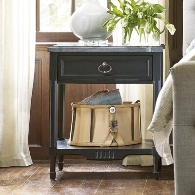 Peachtree 1 Drawer Nightstand