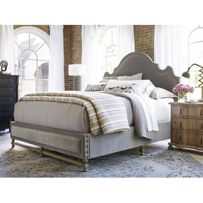 Authenticity Panel Customizable Bedroom Set