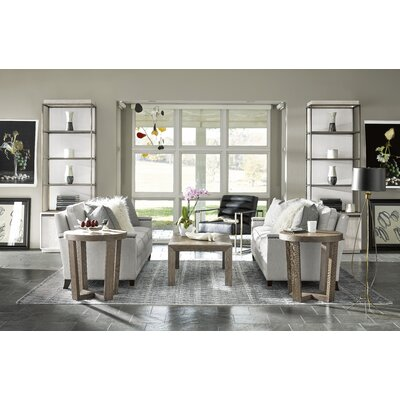Brookes 2 Piece Coffee Table Set