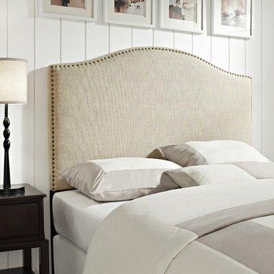 Pesmes Upholstered Panel Headboard Size: King/California King