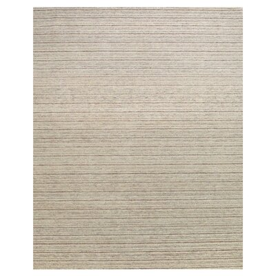 Londonderry Hand-Tufted Sand Area Rug Size: Runner 26 x 8