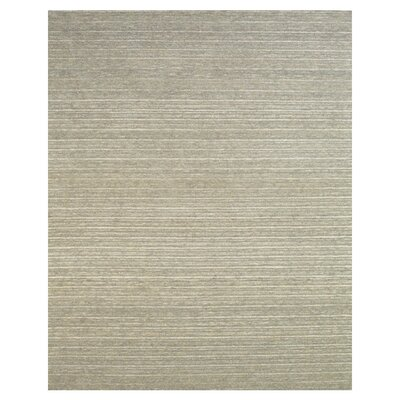 Monadnock Hand-Tufted Smoke Area Rug Size: Runner 26 x 8