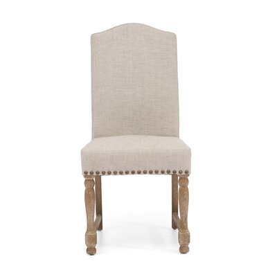 Chair (Set of 2) Color: Beige