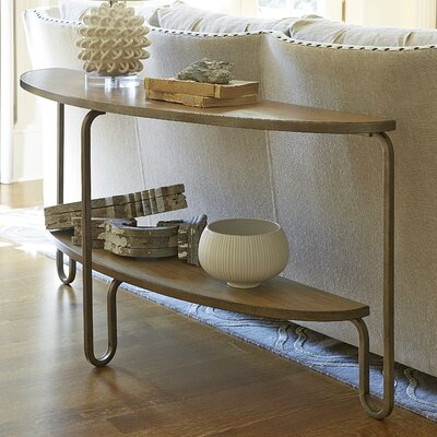 Riverdale Demilune Console Table