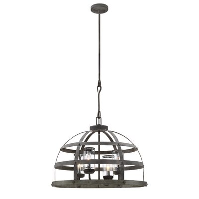 Jayla 4-Light Foyer Pendant