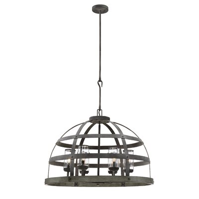 Jayla 6-Light Foyer Pendant