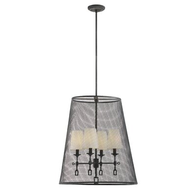 Jaune 4-Light Foyer Pendant