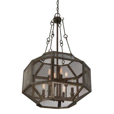 Jaylene 8-Light Foyer Pendant