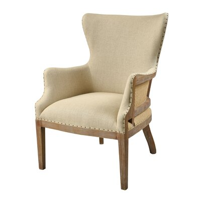 Helaman Wingback Chair