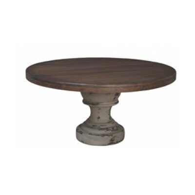 Karlisa Dining Table Finish: Antique Taupe/Euro Market Gray Stain
