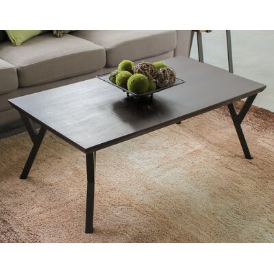 Mikesha Contemporary Coffee Table