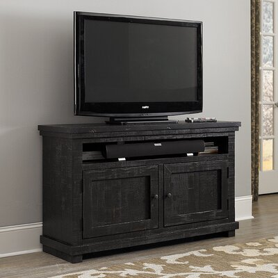 Kendall TV Stand Finish: Distressed Black