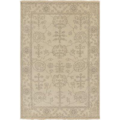 Krista Charcoal Tibetan Rug Rug Size: 56 x 86