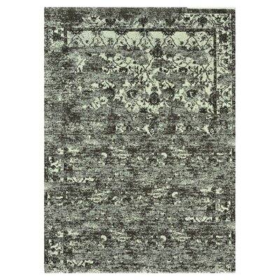 Khemis Mocha / Ivory Rug Rug Size: Rectangle 53 x 77
