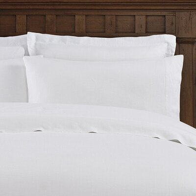 Sunni Pillow Cases (Set of 2) Color: Eggshell White