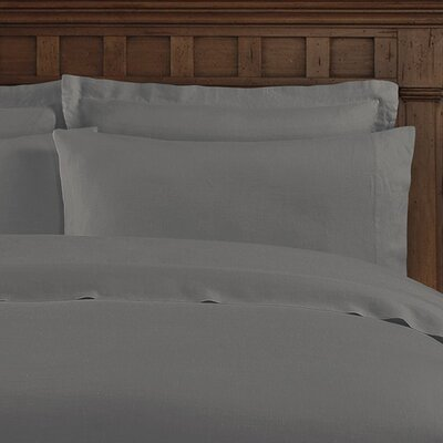 Sunni Pillow Cases (Set of 2) Color: Slate Grey
