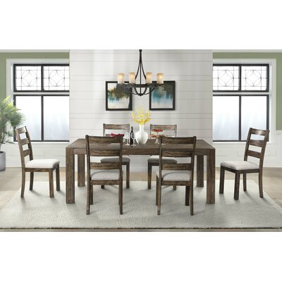 Chelton 7 Piece Extendable Dining Set
