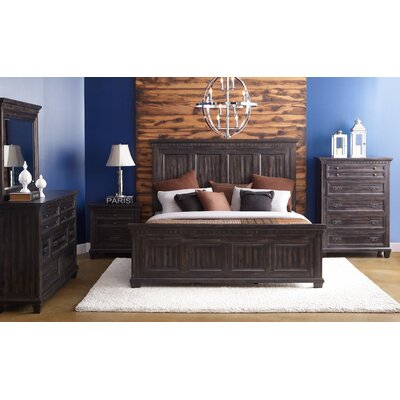 Suzann Panel Bed Size: Queen