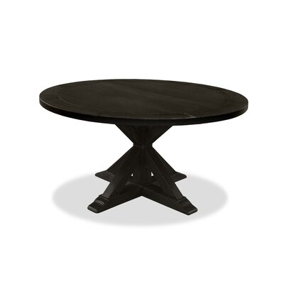 Sydney Dining Table 60 Finish: Black