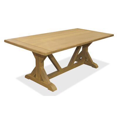 Sydney Dining Table 96 inch Finish: Maple