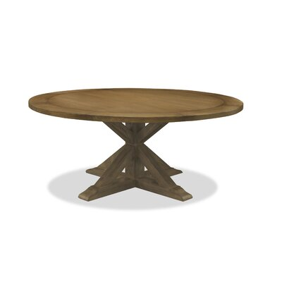 Sydney Dining Table 72 inch Finish: Smoke