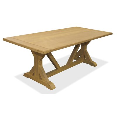 Sydney Dining Table 72 inch Finish: Maple