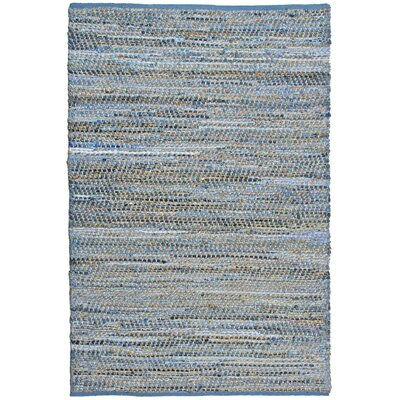 Synthia Handcrafted Area Rug Rug Size: Rectangle 26 x 42