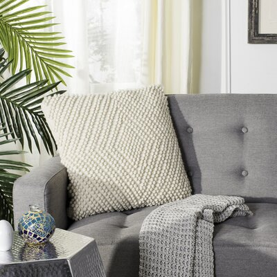 Aletha Diamond Loop Throw Pillow