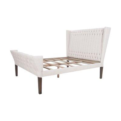 Damijan Queen Upholstered Panel Bed