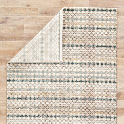 Harwinton Taupe/Gray Area Rug Rug Size: 2 x 3