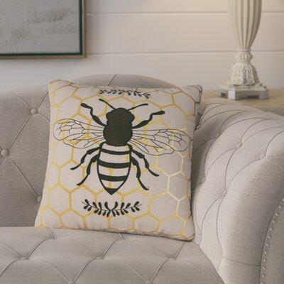 Corley Bee Indoor/Outdoor Throw Pillow