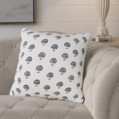 Whigham Throw Pillow Color: Indigo