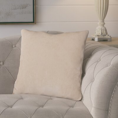 Parinaaz Throw Pillow Color: Latte