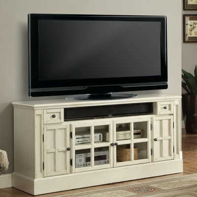 Antibes 63.5-73.5 TV Stand Width of TV Stand: 30.5 H x 63.5 W x 17 D
