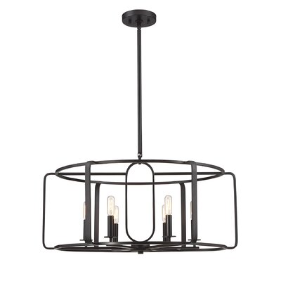 Nancy 6-Light Drum Pendant