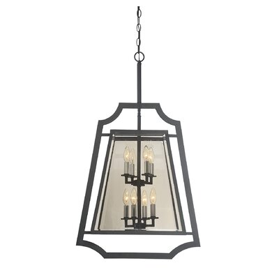 Xoang 8-Light Foyer Pendant